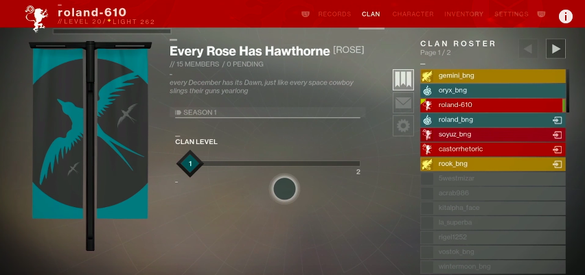 Clans in destiny 2 looking for clan it looks like destiny 2 will have a dedicated clans section within the game allowing each clan to have its own banner season ranking and roster stopboris Image collections