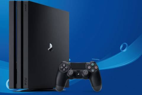 Playstation 4 Header