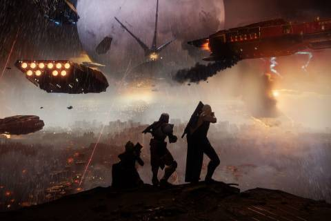 how to leave clan in destiny