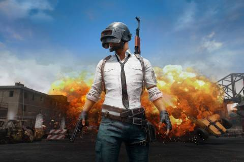 Player Unknowns Battlegrounds