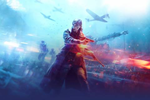 Battlefield 5 Background