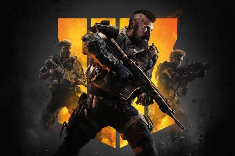 Black Ops 4 Background