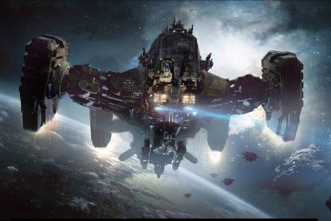 Star Citizen Trailer