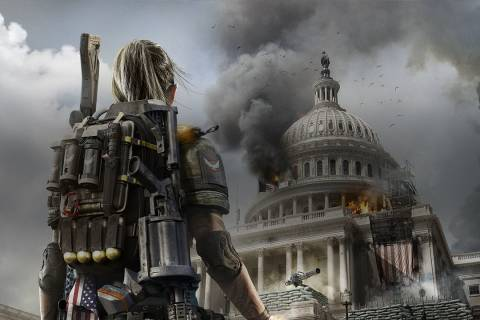 The Division 2 Background