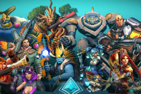 Paladins Background