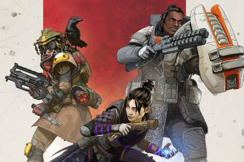 Apex Legends Clans