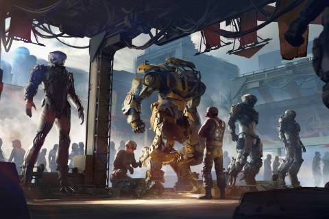Anthem Background