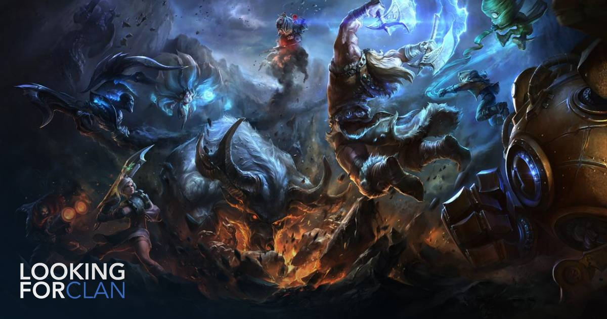 League of Legends Clans | Looking For Clan