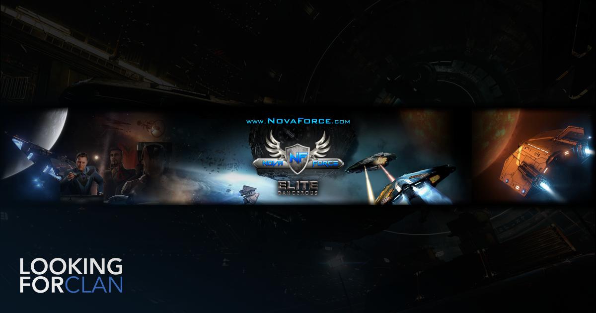 Deep Space Gateway >> Nova Force | Looking For Clan