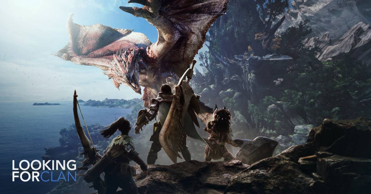 Monster Hunter World Clans | Looking For Clan